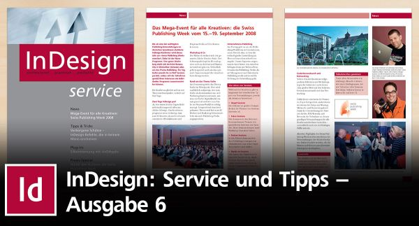 InDesign Service 6