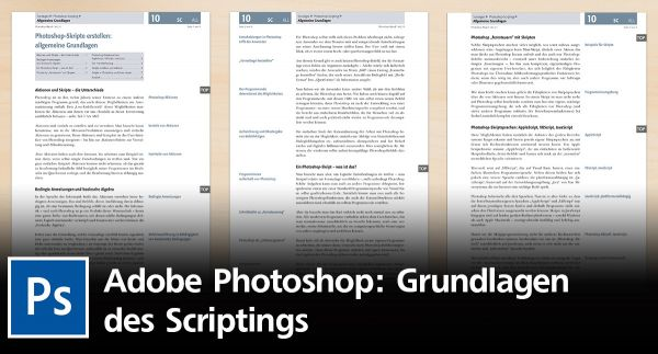 Grundlagen des Scriptings in Adobe Photoshop