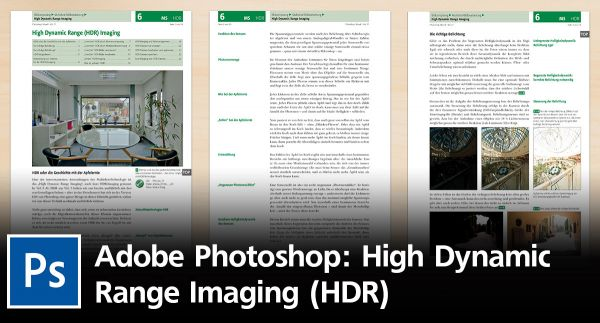 Wie Sie mit High Dynamic Range Imaging (HDRI) in Photoshop optimale Ergebnisse erzielen