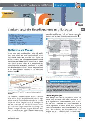 Sankey: So erstellen Sie spezielle Flussdiagramme mit Illustrator ...