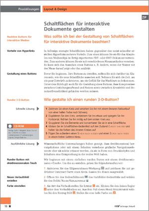 Wie Sie Schaltflächen Für Interaktive Dokumente In Indesign