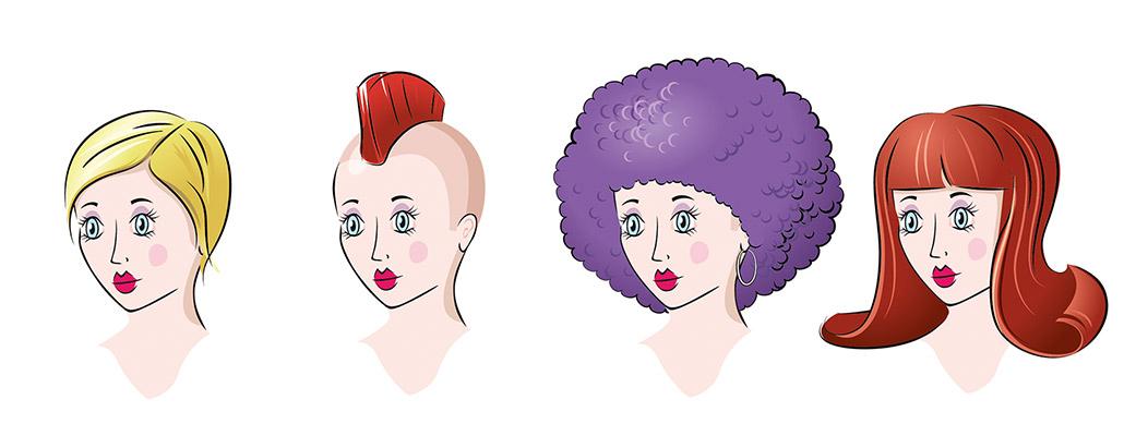 Frisuren Design Leichtgemacht Wie Sie Haare Fur Comics Und