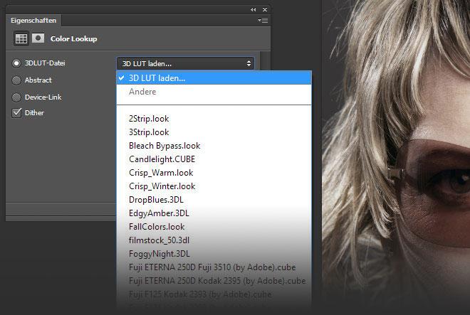 Speichern Sie Ihren eigenen Look in Photoshop ab! - Creative