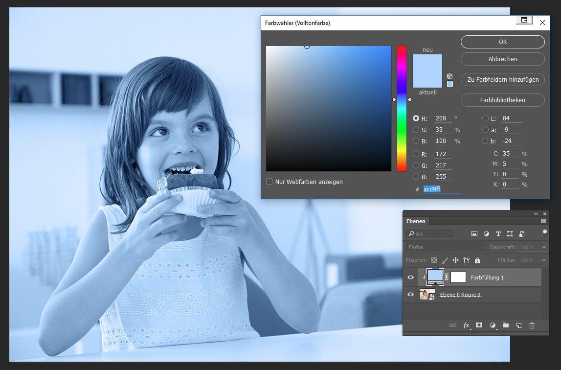 Kennen Sie diese 10 Wege, um in Photoshop Bilder zu färben ...