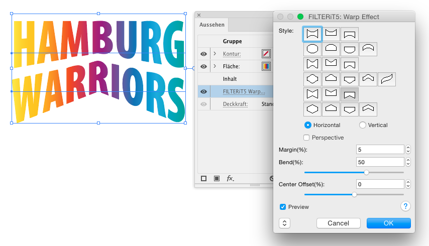 Wie Sie mit dem Plug-in FilterIT Objekte in Illustrator nach ...