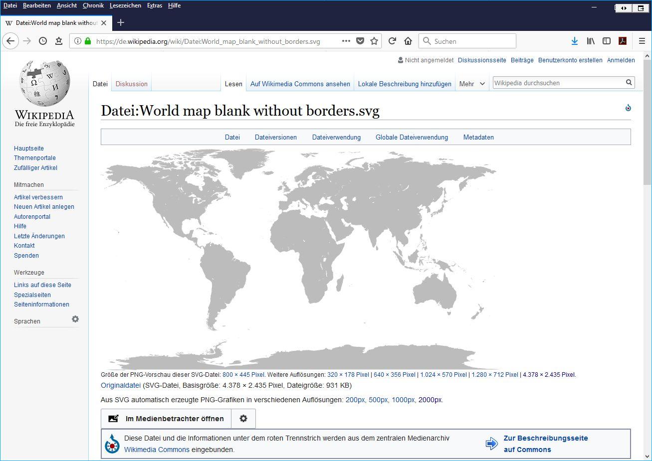 Gepunktete Landkarten Und Hintergründe Nichtdestruktiv Mit Photoshop