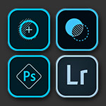 Adobe Photoshop Apps Icons